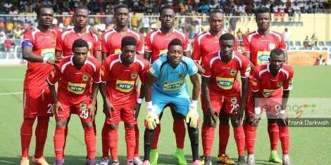 Kotoko Embark On 'Lalasulala' Fundraising From Fans To Pay $240,000 FIFA Fine | Football/Soccer