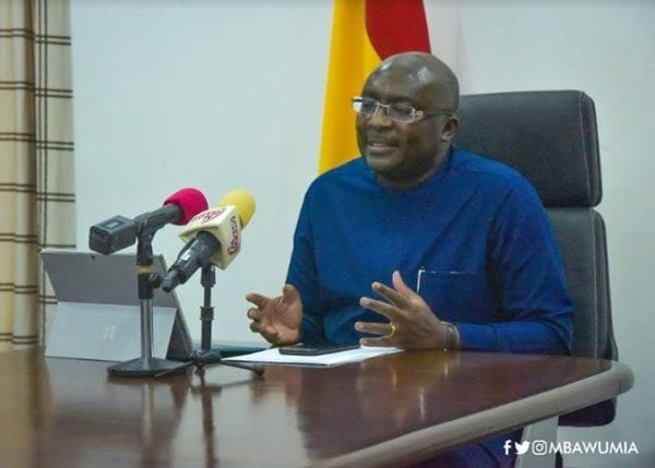 Ghana In Top Tier Of African COVID-19 Testing Per Capita – Bawumia | General News