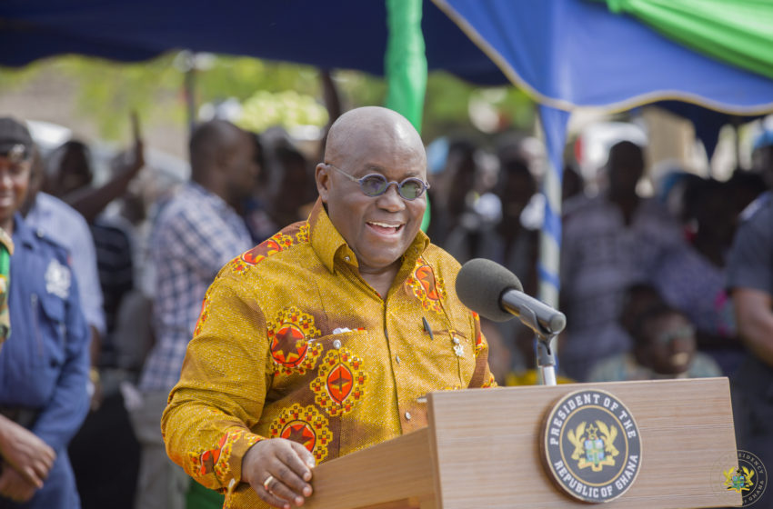 French News Agency 'exposes' Akufo-Addo over COVID-19 testing figures claim