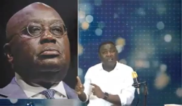 Exposed: Akufo-Addo trying to PAY Article 71 office holders under Kufour