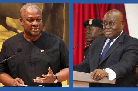 Who Will Win In A Debate? Akufo-Addo OR John Mahama? VOTE