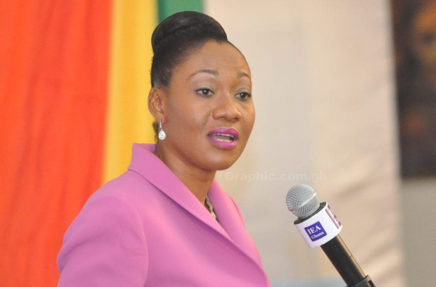 """Jean Mensa not transparent, credible and lacks integrity"" – CDG Ghana fires"