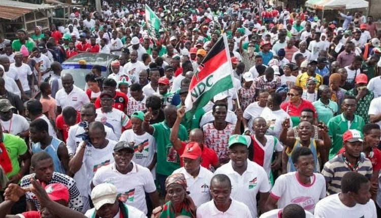 NDC boycotts Peace FM's Kookoroo Morning Show