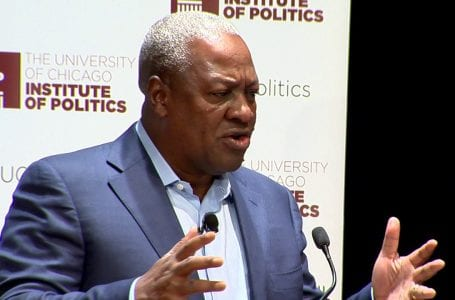 Military siege: Akufo-Addo shamelessly abusing state power to attack citizens – Mahama fumes