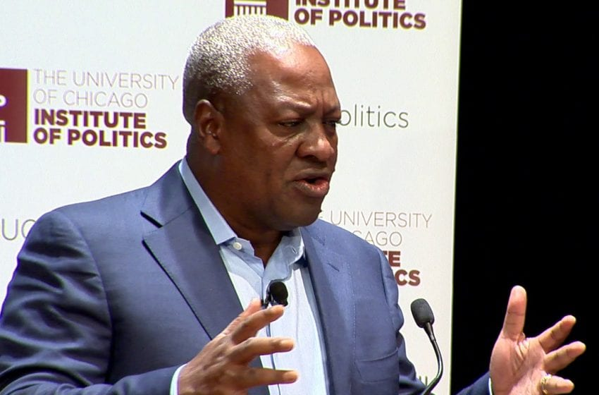 We support President-elect Mahama's morally sound decision to reject 2020 results – Nordic NDC