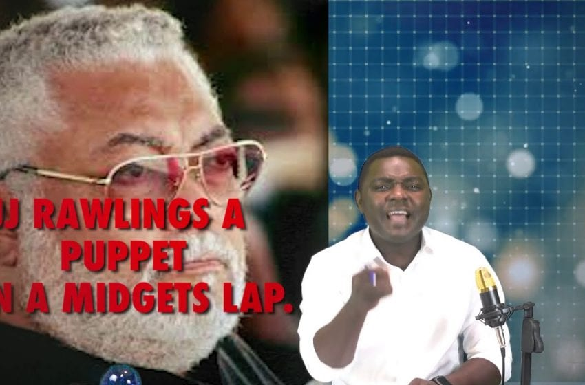 Rawlings is scared of Nana Addo; he can't campaign for Mahama – Kevin Taylor