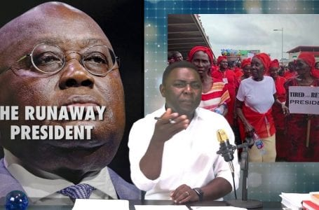 Akufo-Addo bribes chiefs GHc5m to unseat Togbe Afede and his Vice – Kevin Taylor
