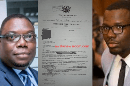 Banker, George Yarboi and Kwaku Donkor sued over GHc1.8m oil fraud