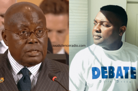 """No Debate, No vote"" – Kevin Taylor to Akuffo-Addo"
