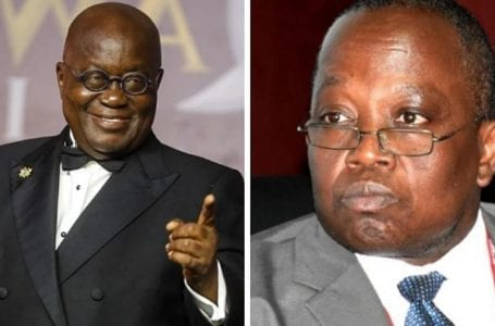 Akuffo-Addo is responsible for hounding of Auditor-General – Kevin Taylor